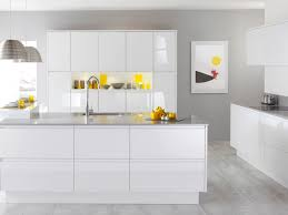 White Kitchen Cabinets With Gray Granite Countertops Kitchen 59 Captivating White Color Wooden Compact Modular