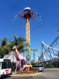 Six Flags Highest Ride A Family Guide To Six Flags Discovery Kingdom Vallejo California
