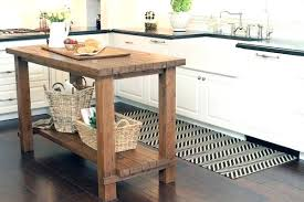 small kitchen butcher block island images white with regard to