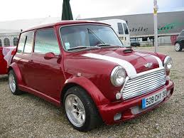 mini cooper modified the history of mini cooper the 1st mini cooper model
