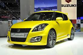 mobil honda sport suzuki swift s concept next swift sport