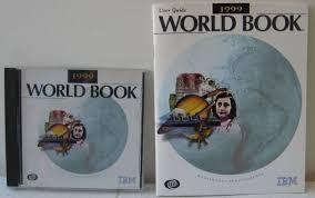 amazon com 1999 world book by ibm multimedia encyclopedia cd