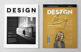 15 print ready indesign magazine spread template editable