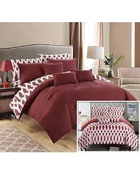 10 Pc Comforter Set Deal Alert Chic Home 10 Piece Comforter Set Including 4 Piece