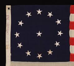 Us Flag For Sale 13 Star Third Maryland Pattern Flag At 1stdibs