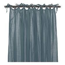 light curtain blue gray grey blue numero 74 design children