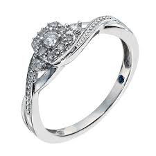 diamond ring diamond rings engagement rings ernest jones