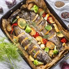 cuisine recette poisson recette bar au four facile rapide