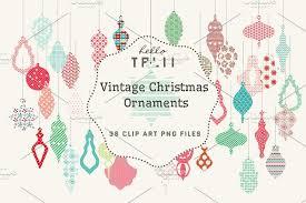 vintage ornaments illustrations creative market