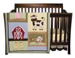Farm Animals Crib Bedding by Farm Animal Bedding Amazon Com