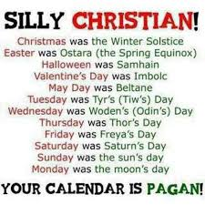 3 popular things christians do that pagan roots religion