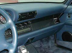 Porsche 993 Interior Porsche 993 Midnight Blue And Black Interior With Hardbacks My