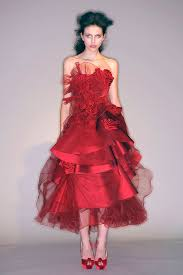 marchesa fall 2010 ready to wear collection vogue