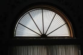 stylish half moon window treatments cabinet hardware room
