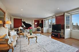 david bowie and iman u0027s former n y apartment hits the market for