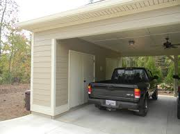 attached carport carport storage upgrade house pinterest storage carport
