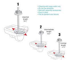 Eljer Emblem Wood Toilet Seat Elongated Toilet Toilet Size Comparison Kohler Highline