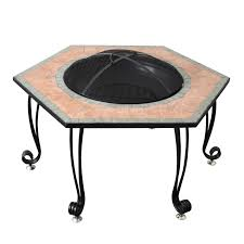 Wood Burning Firepit by Wood Burning Fire Pit Table Interiors Design
