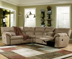 The Sofa Store Mocha Fabric Reclining Sectional Sofa The Sofa Store Of Chicago