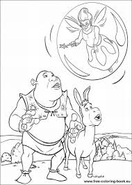 coloring pages shrek page 1 printable coloring pages online