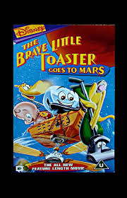 Toaster Disney Movie Digitized Opening To The Brave Little Toaster Goes To Mars Uk Vhs