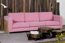 Pink Leather Chair by Woody Sofa Sofas Open Plan Living Bespoke And Designer Furniture