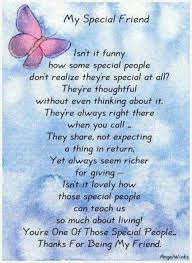 Poems For Comfort Verse For A Special Friend Card Greetings Pinterest