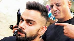new zealand hair styles virat kohli preps for ipl with new hair style