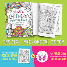 you u0027re god u0027s coloring book for tweens for girls like you