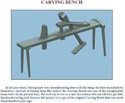 plans for a wood carvers bench shavings horse 2015 pinterest