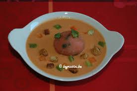 recette cuisine gaspacho espagnol gaspacho andalou gazpacho andaluz legratin be