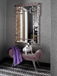 startling mirrored bench furniture decorating ideas images in