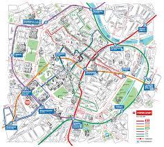 Metro Map Of Paris by Vienna Metro Map U2022 Mapsof Net