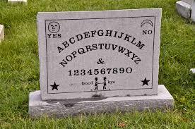 Tombstone Meme Generator - ouija board tombstone blank template imgflip