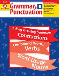 grammar u0026 punctuation grade 1 teacher reproducibles print