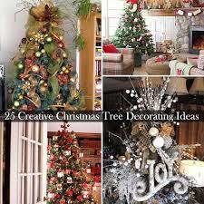 25 creative and beautiful tree decorating ideas