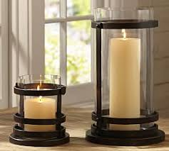 candle holders candlesticks glass candle holders pottery barn