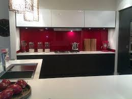 Oven Backsplash Kitchen Backboards Cabinet Oven Glass Pendant Brown Ceramic
