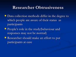 ask the experts data collection methods quantitative research