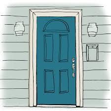 Exterior Door Color Our Favorite Coastal Front Door Color Palettes Coastal Living