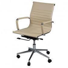 chaise de bureau beige chaise de bureau beige celia univers petits meubles tousmesmeubles
