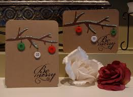 easy homemade christmas card ideas here is a simple christmas