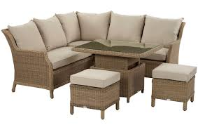 casual dining chairs bramblecrest oakridge adjustable mini casual dining set