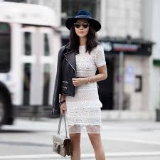 Leather And Lace Clothing Embroidered Lace Dress Fitfabfunmom