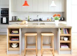 kitchen island storage table kitchen island storage table this neat breakfast bar has tucked