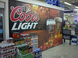 coroplast lexjet blog printing wall murals for store signage