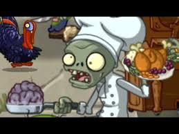 plants vs zombies 2 evil cooks thanksgiving