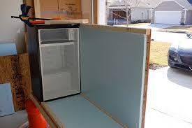 Cabinet For Mini Refrigerator Easy Upgrade Series Build A Diy Fermentation Chamber U2013 Nc Home