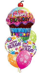 birthday balloon bouquet delivery balloons for u basingstoke for all your party requirements