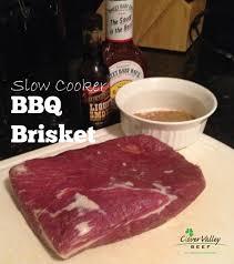 beef brisket slow cooker clover meadows beef